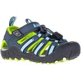 Kamik Toddlers Crab Shoes Blue-Bleu